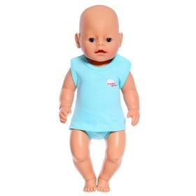 Одежда для куклы 38-42 см «Майка и трусики»