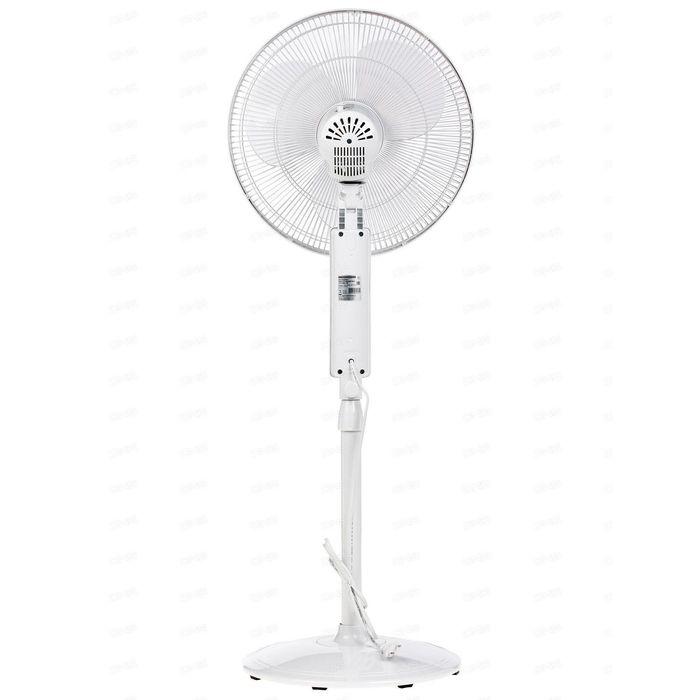 Вентилятор Redmond RAF-5007, напольный, 55 Вт, белый