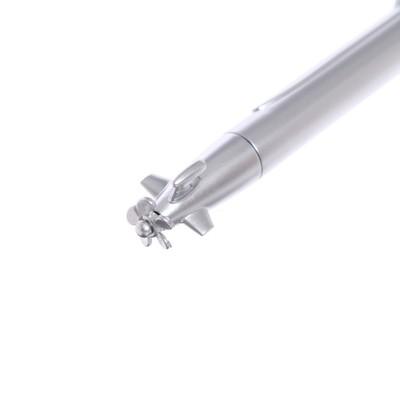 Ручка шариковая детская, «Подводная лодка», металлик, МИКС