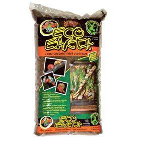 Кокосовый гумус для террариума 'Eco Earth Zoo Med', 8.8 л Ош