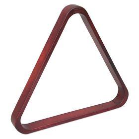 Треугольник Classic, дуб, махагон, d-68мм Ош