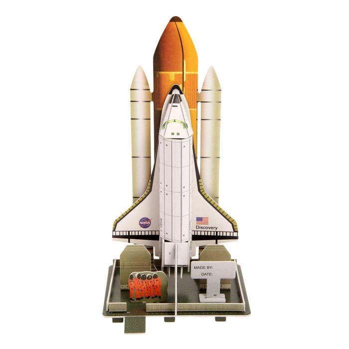 Конструктор 3D «Космический шаттл»