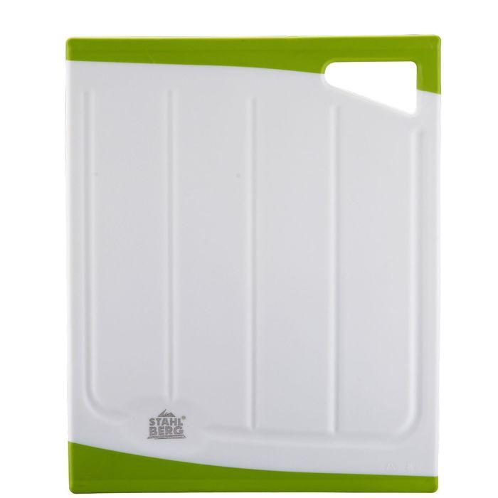Доска разделочная пластмассовая FIESTA, 35х28х1 см