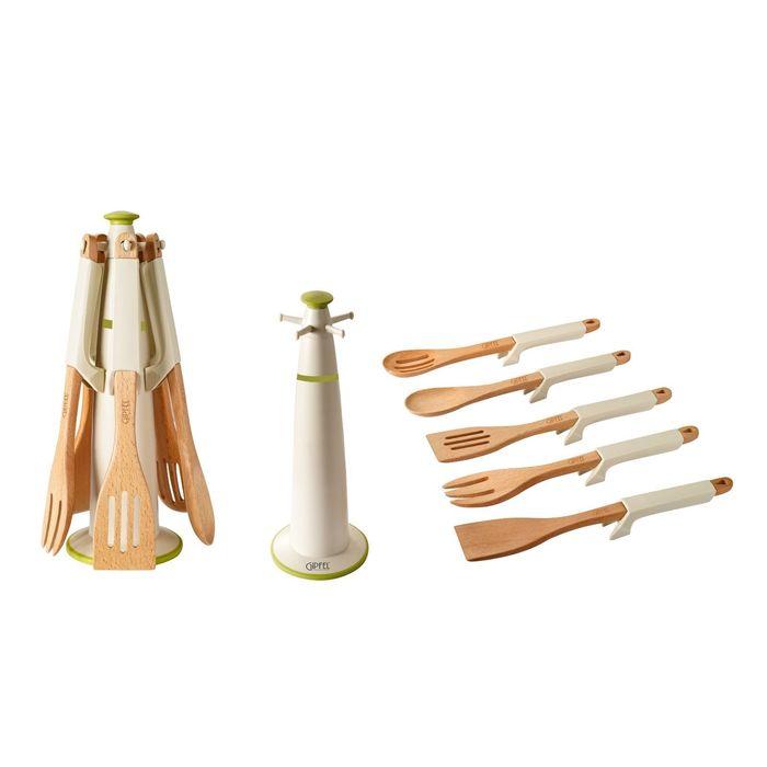 Набор кухонных инструментов MARCATO, 6 предметов, на стойке