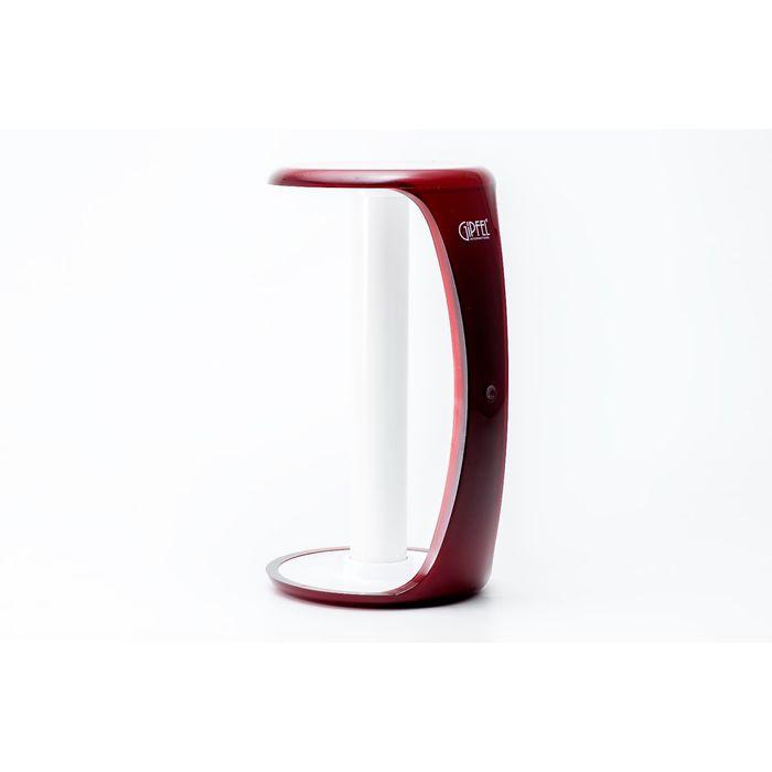 Держатель для бумажного полотенца ARCO, 13,5х26 см, красный