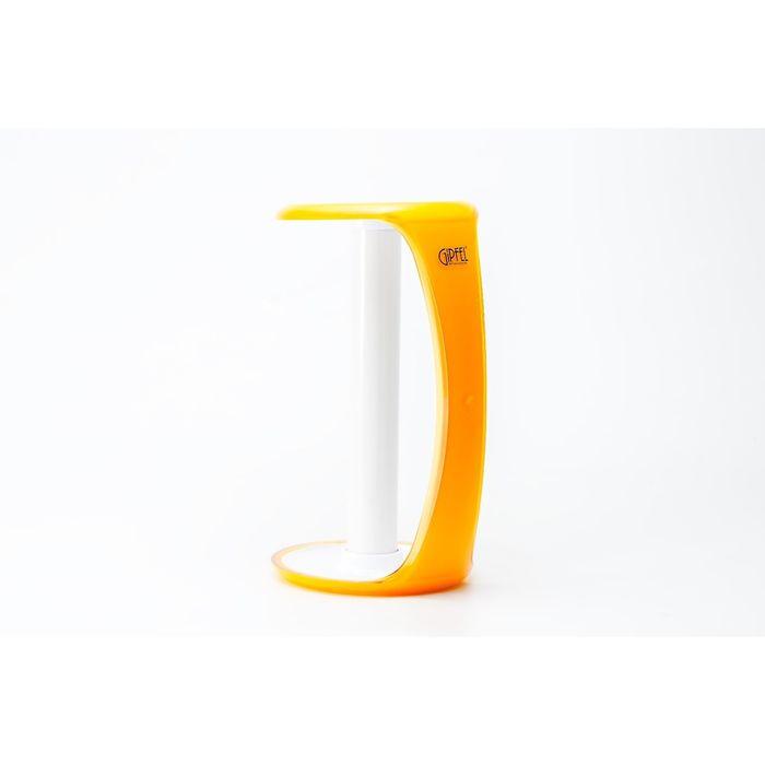 Держатель для бумажного полотенца ARCO, 13,5х26 см, жёлтый
