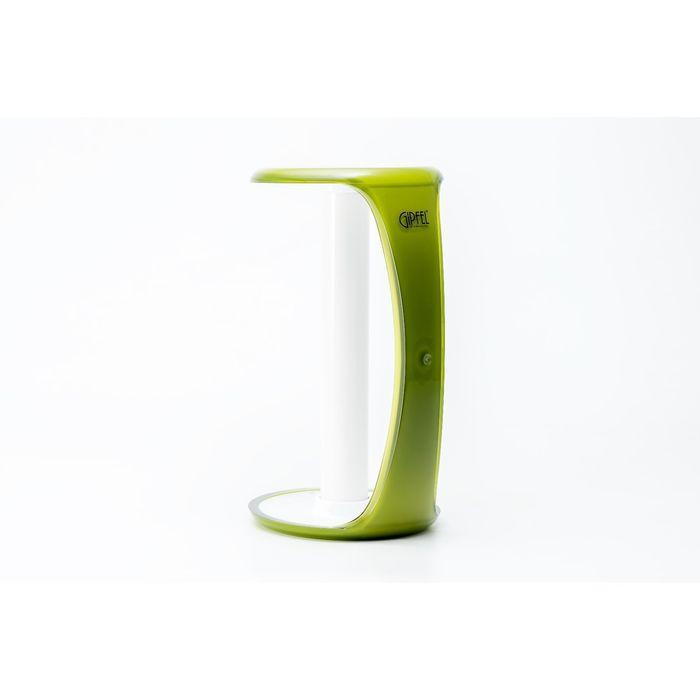 Держатель для бумажного полотенца ARCO, 13,5х26 см, зелёный