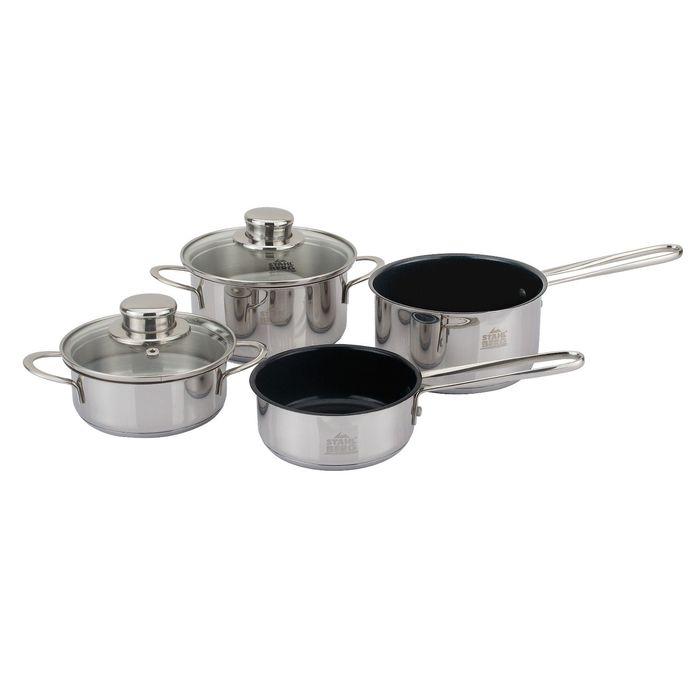 Набор посуды Mini Stahlberg