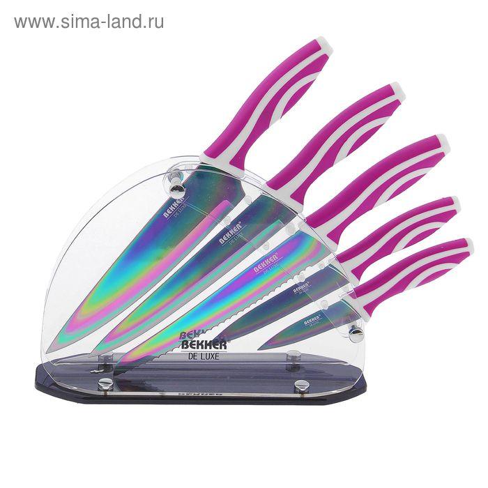Ножи 6предметов De Luxe