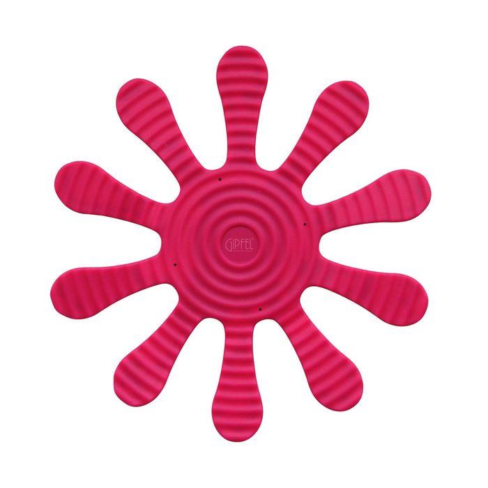 Подставка многофункциональная Gipfel, 29х29 см, розовая