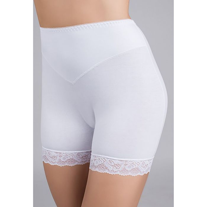 Трусы женские панталоны Т-19 цвет белый, р-р 50
