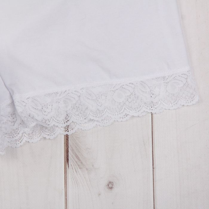 Трусы женские панталоны Т-19 цвет белый, р-р 52