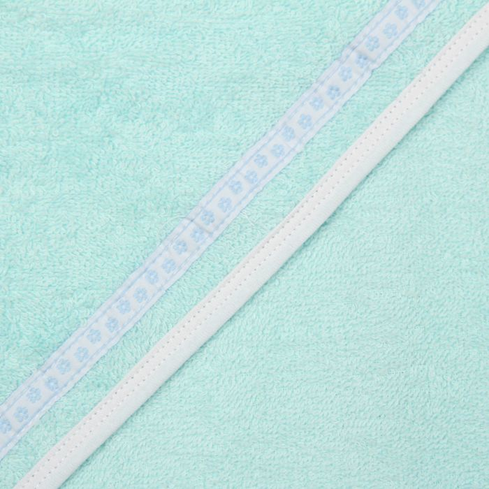 Комплект для купания (3 предмета), цвет бирюза 715