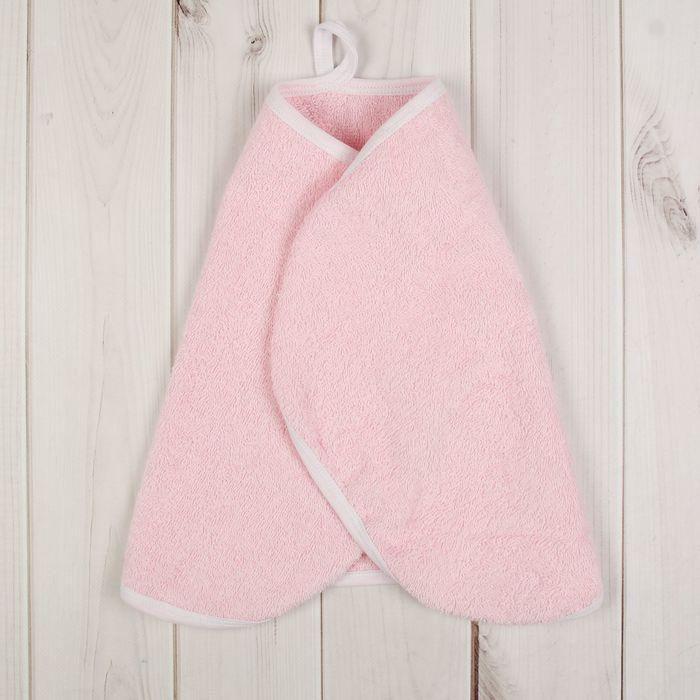 Комплект для купания (3 предмета), цвет розовый 716