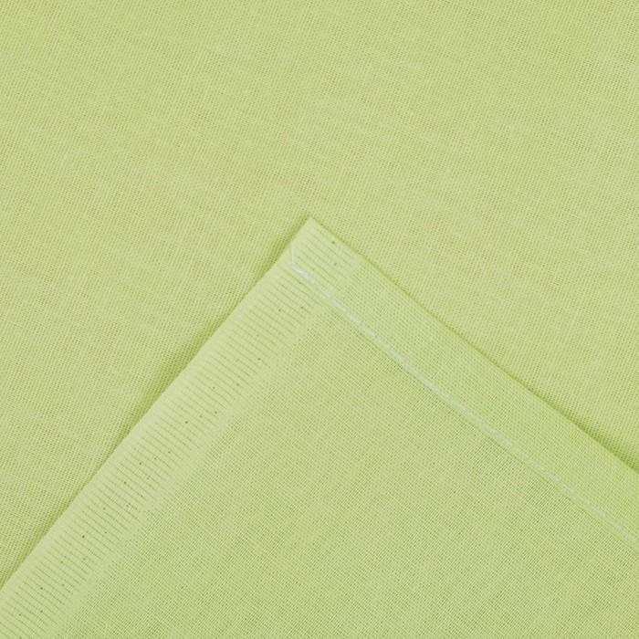 """Комплект в кроватку """"Бабочки"""" (7 предметов), цвет зелёный 45"""