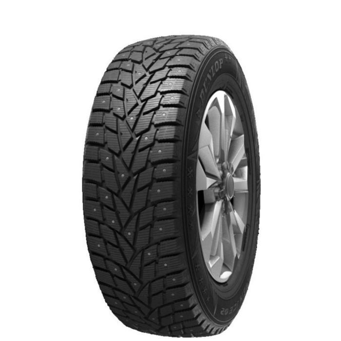 Зимняя шипованная шина Dunlop Grandtrek Ice 02 215/60 R17 100T