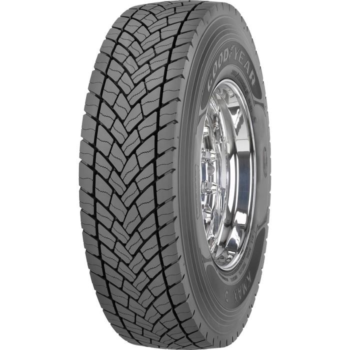 Грузовая шина GoodYear KMAX D 315/70 R22.5 154/152M