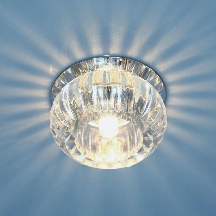 Светильник Elektrostandard G9 1100 прозрачный