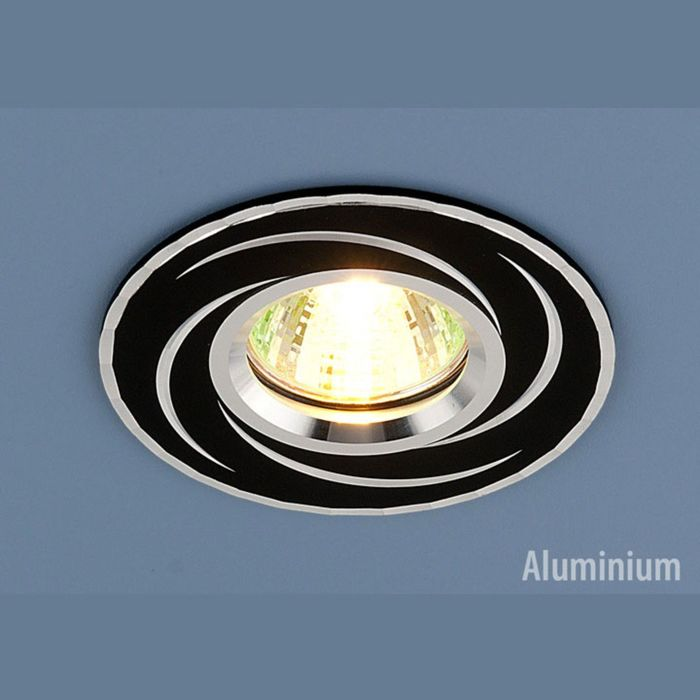 Светильник Elektrostandard MR16 GU5.3 2002 черный, алюминий