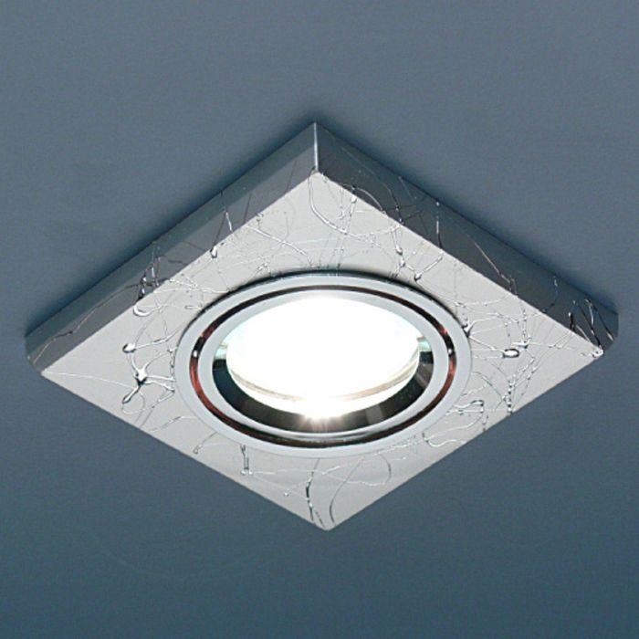 Светильник Elektrostandard MR16 GU5.3 2080 хром