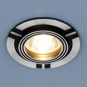 Светильник Elektrostandard MR16 GU5.3 5109 хром/черный