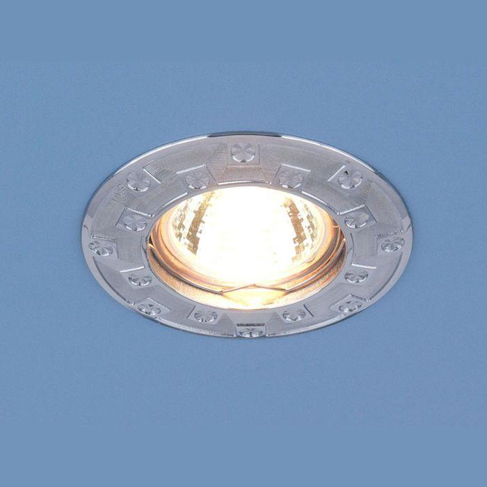 Светильник Elektrostandard MR16 GU5.3 7202 хром