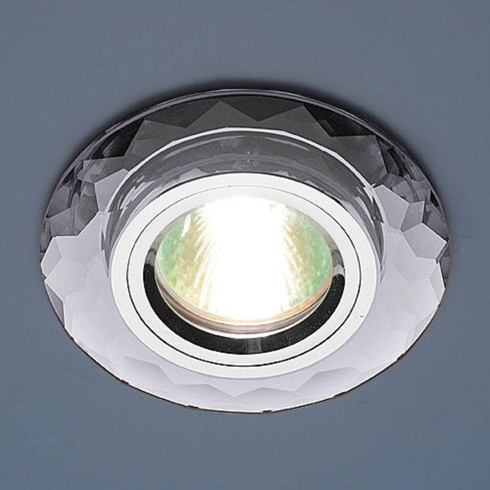 Светильник Elektrostandard MR16 GU5.3 8150 зеркальный/серебро