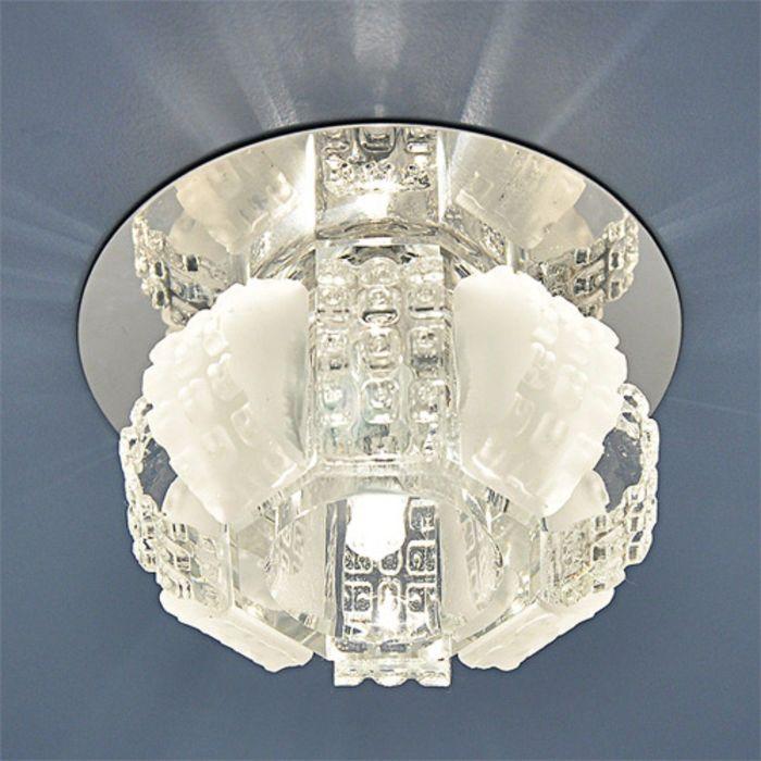 Светильник Elektrostandard G4 833 прозрачный/матовый