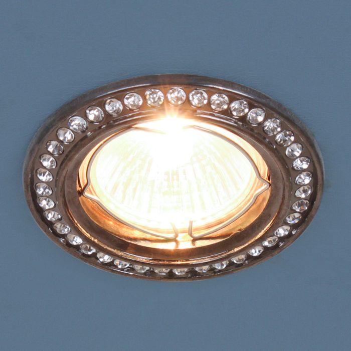 Светильник Elektrostandard MR16 GU5.3 8332 черный/прозрачный