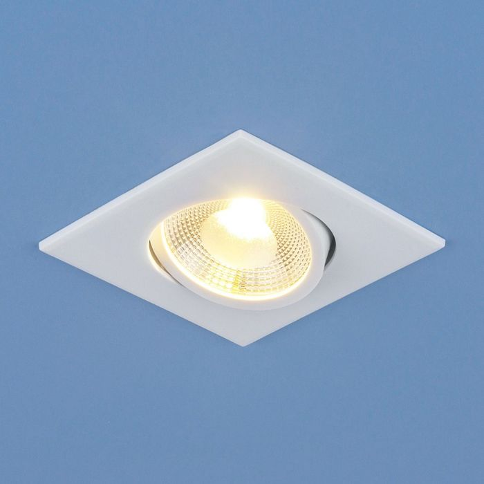 Светильник Elektrostandard DSS001 6W 4200K белый LED