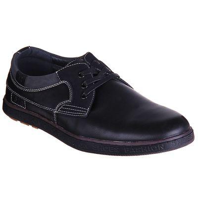 Туфли мужские арт. K157-1 (черный) (р. 42)