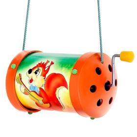 Музыкальная игрушка «Шарманка», МИКС Ош