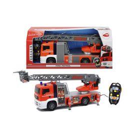 Пожарная машина с пультом управления, 50 см