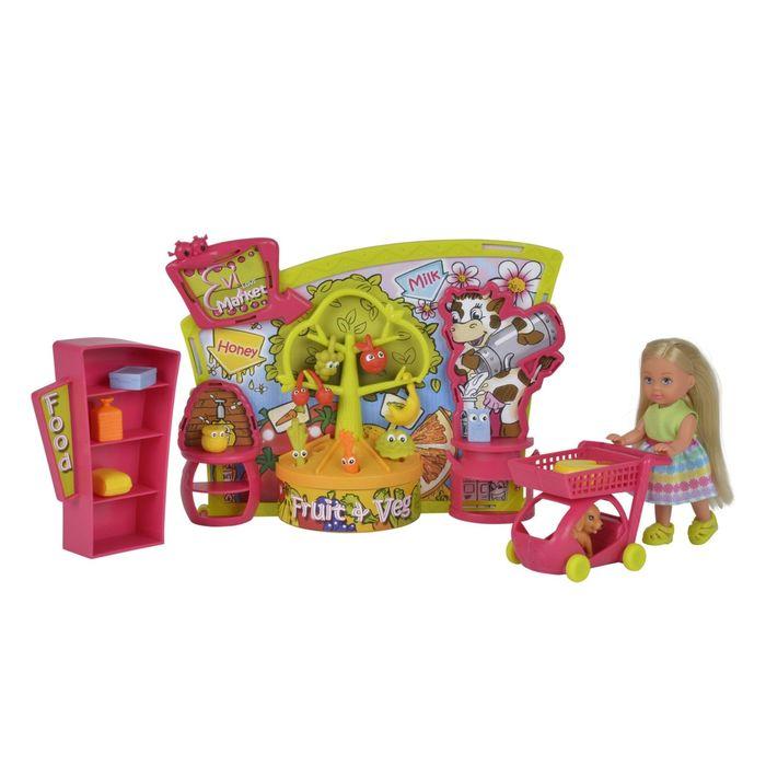 "Кукла ""Еви в супермаркете"" 12 см 5737458"