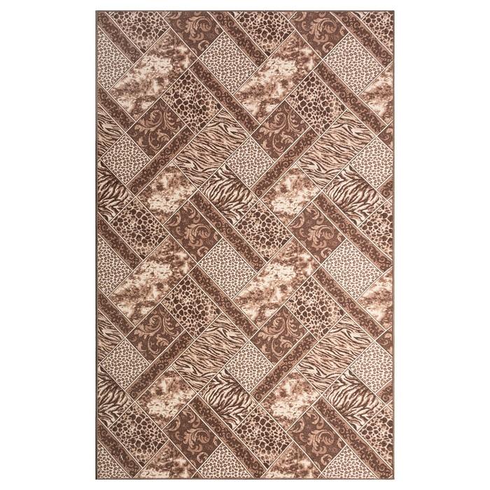 Палас Руно, размер 200х300 см, цвет бежевый, войлок 195 г/м2