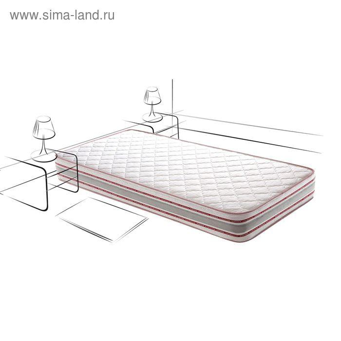 Матрас 3D Магнат, размер 160х190х20 см, жаккард