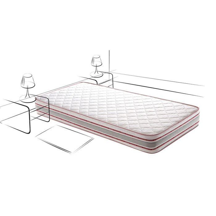 Матрас 3D Магнат, размер 80х200х20 см, жаккард
