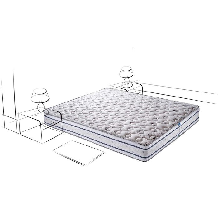 Матрас 3D Империал Мемори-латекс, размер 90х190х23 см, трикотаж