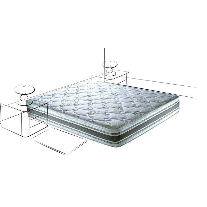 Матрас 3D Neoflex АЭРО, размер 180х200х22 см, трикотаж