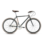 "Велосипед 28"" Forward Indie 1.0, 2016, цвет черный, размер 19,5"""