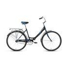 """Велосипед 26"""" Forward Sevilla 1.0, 2017, цвет черный, размер 18,5"""""""
