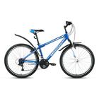 "Велосипед 26"" Forward Sporting 1.0, 2017, цвет синий, размер 19"""