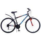 "Велосипед 26"" Altair MTB HT 26 2.0, 2017, цвет черный, размер 17"""