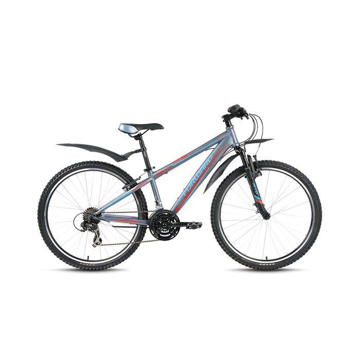 """Велосипед 26"""" Forward Flash 3.0, 2017, цвет серый, размер 17,5"""""""