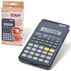 Калькулятор инженерный 10+2-разрядный STAFFSTF-310, двойное питание, 142х78 мм