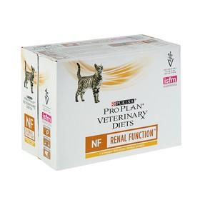 Влажный корм PURINA NF диета для кошек при патологии почек, курица, пауч, 85 г