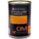 Консервы PURINA OM диета для собак при ожирении, 400 г