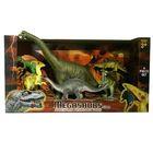 Игрушка игровой набор динозавров 6 штук  МИКС