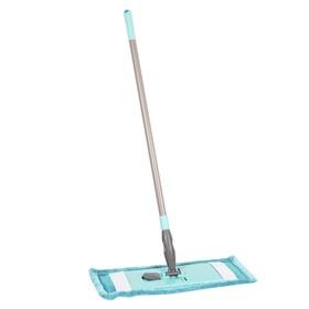 Швабра для уборки деликатных поверхностей HAUSMANN, микрофибра, с телескопической ручкой