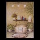 """Картина """" Ванная"""", 30 × 40 см"""